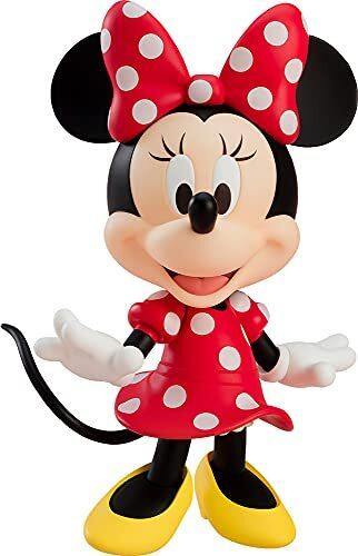ねんどろいど Minnie Mouse ミニーマウス 水玉ドレスVer. ノンスケール ABS&PVC製 塗装済み可動フィギュア