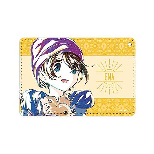ゆるキャン△ 斉藤恵那 Ani Art 第4弾 1ポケットパスケース