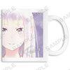 Re:ゼロから始める異世界生活 エミリア Ani-Art aqua label マグカップ