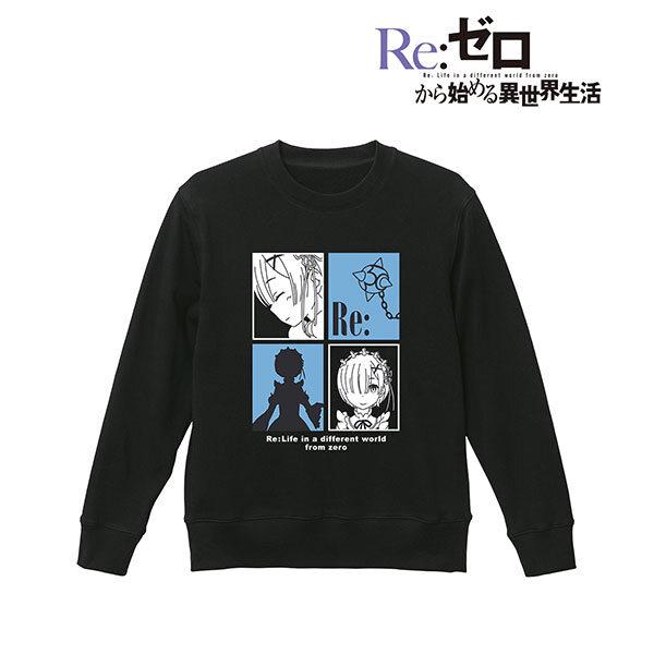 Re:ゼロから始める異世界生活 レム トレーナー レディース XXXL
